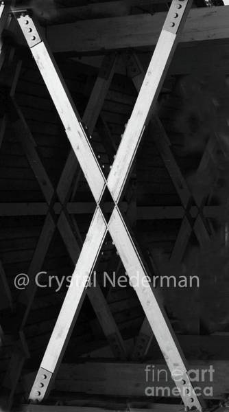 Photograph - X-1 by Crystal Nederman