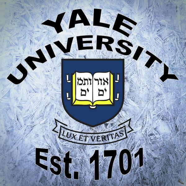 Digital Art - Yale University Est 1701 by Movie Poster Prints