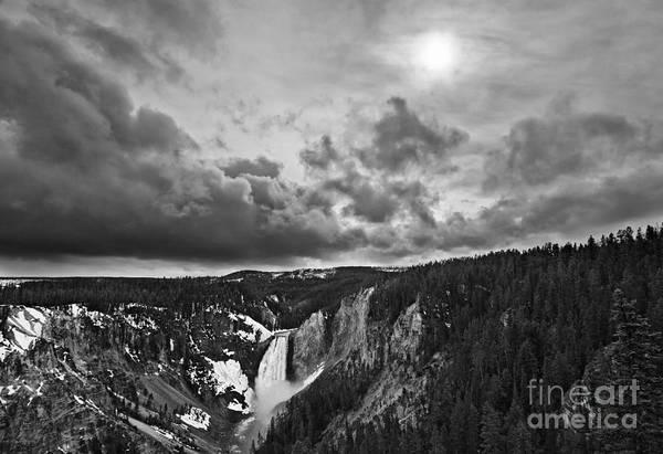 Wall Art - Photograph - Yellowstone Storm by Jamie Pham