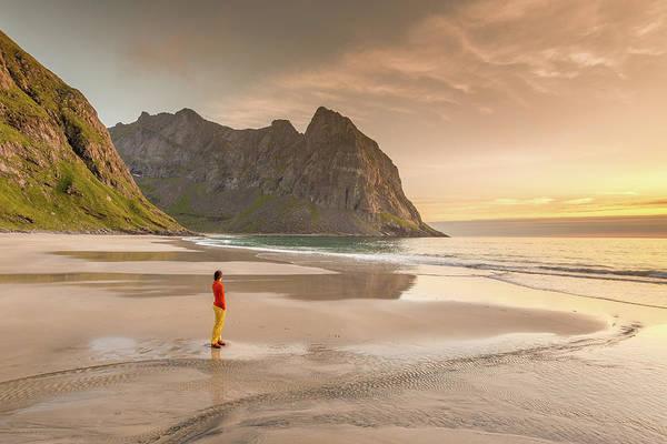 Photograph - Your Own Beach by Alex Conu