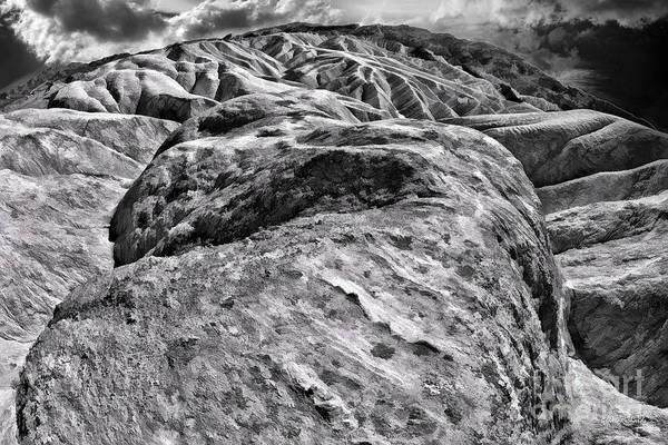 Photograph - Path To Zabriskie Point Death Valley by Blake Richards