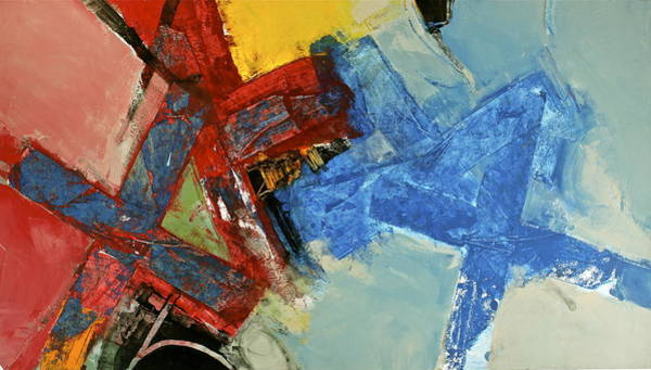 Painting - 10 20 30  by Cliff Spohn