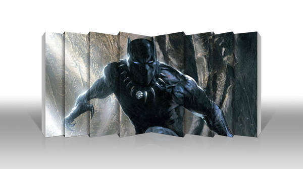 Black Panther Mixed Media - Black Panther by Love Art