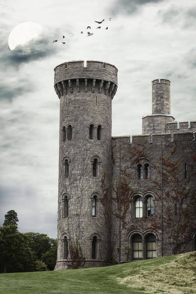 Fortification Photograph - Castle by Joana Kruse