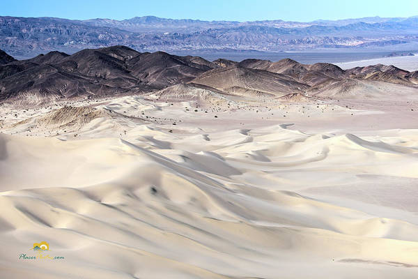 Photograph - Dumont Dunes 10 by Jim Thompson