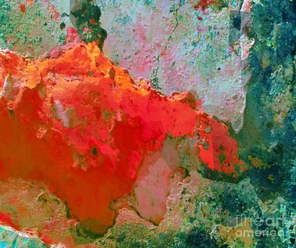 Exploring Mixed Media - Goree Texture - Exploring by Fania Simon