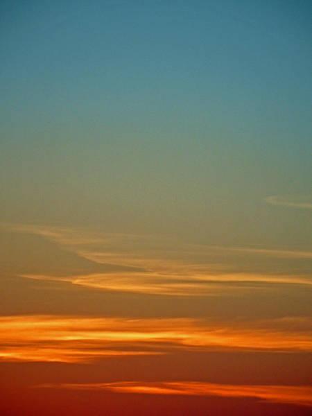 Huron Skies Art Print