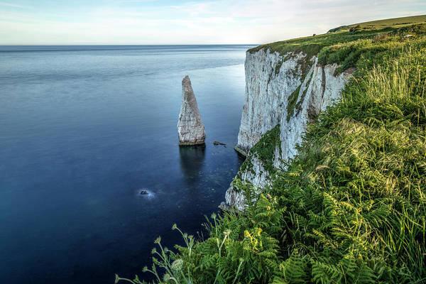 Studland Photograph - Old Harry Rocks - England by Joana Kruse