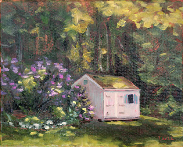 101 Blooms Art Print