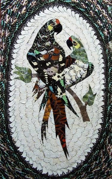 Butterfly Wings Art Print by Ayhan Yilmaz