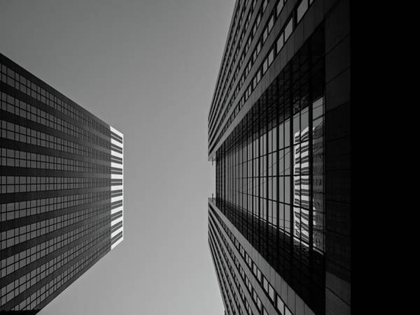 Photograph - Abstract Architecture - Toronto by Shankar Adiseshan
