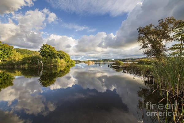 Wall Art - Photograph - Betsie Lake In Elberta by Twenty Two North Photography