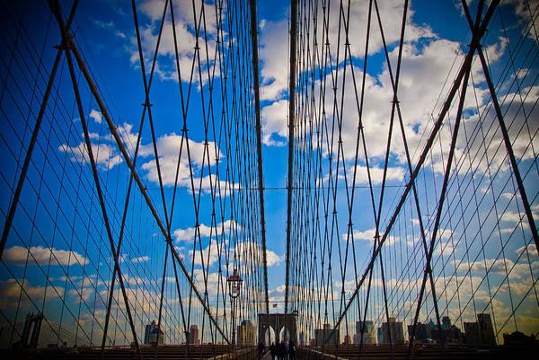 Wall Art - Photograph - Brooklyn Bridge by Patrick  Flynn