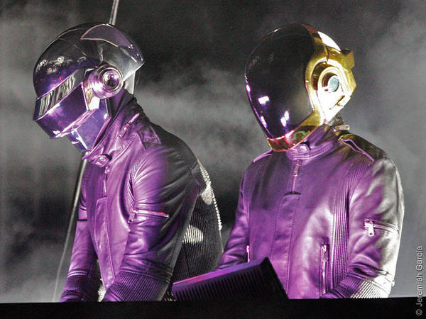 Wall Art - Digital Art - Daft Punk by Mery Moon