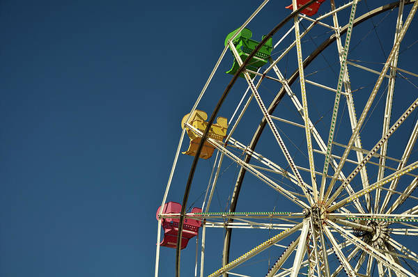 Photograph - Ferris Wheel by Brandon Bourdages