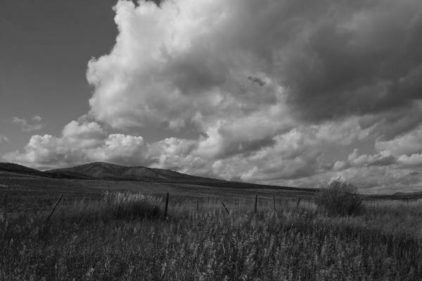 Photograph - Mountain Farm by Mark Smith