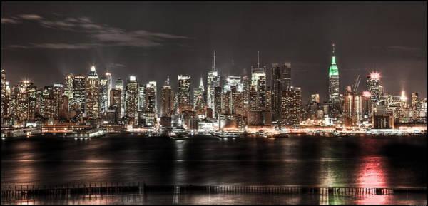 Nyc Digital Art - New York by Super Lovely