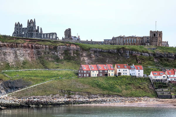 Scarborough Photograph - Whitby - England by Joana Kruse