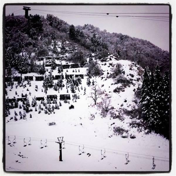 Photograph - Ski Resort by Masamichi Takano