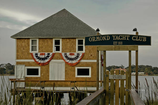 Ormond Photograph - 111th Usa Birthday Celebration by DigiArt Diaries by Vicky B Fuller