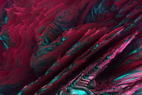 Digital Art - 112815 by Matt Lindley