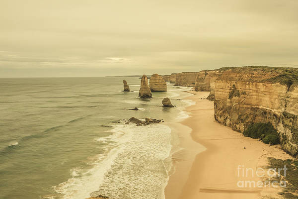 Photograph - 12 Apostles Morning Landscape by Jorgo Photography - Wall Art Gallery