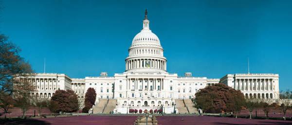 Photograph - Capitol Building by Artistic Panda