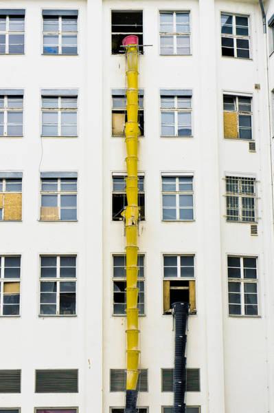 Multi-storey Wall Art - Photograph - Construction by Tom Gowanlock