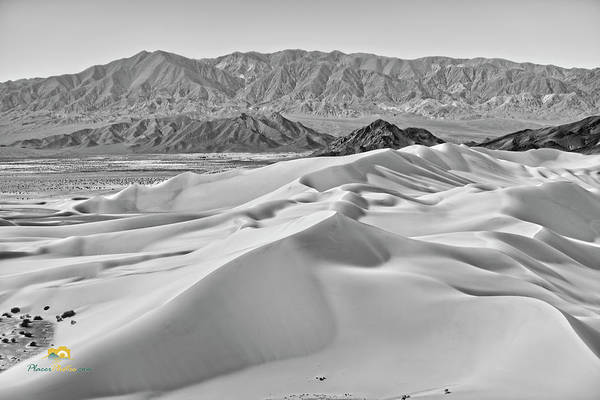 Photograph - Dumont Dunes 11 by Jim Thompson
