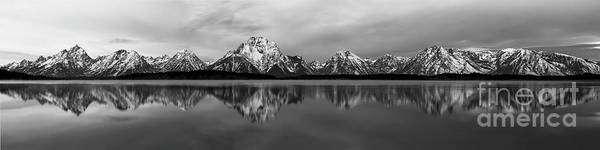 Jackson Hole Wall Art - Photograph - Grand Teton National Park by Twenty Two North Photography