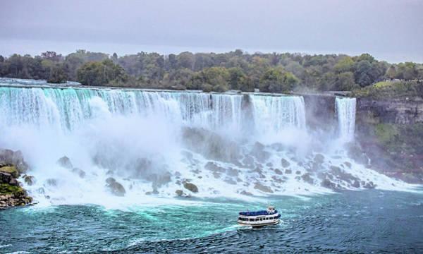Wall Art - Photograph - Niagara Falls by Martin Newman