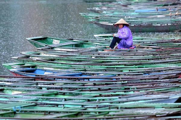 Wall Art - Photograph - Ninh Binh - Vietnam by Joana Kruse
