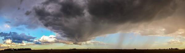 Photograph - Afternoon Nebraska Thunderstorm by NebraskaSC