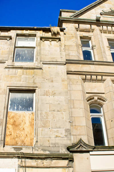 Elgin Photograph - Derelict Building  by Tom Gowanlock