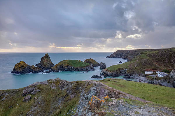 Lizard Photograph - Kynance Cove - England by Joana Kruse