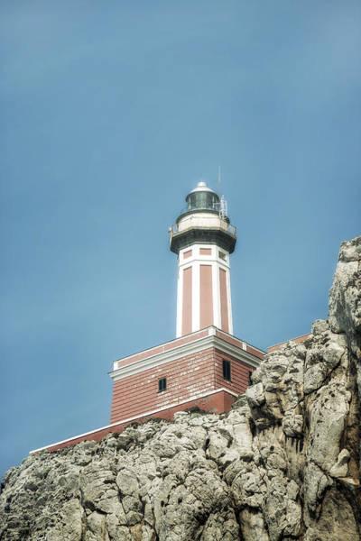 Wall Art - Photograph - Lighthouse by Joana Kruse
