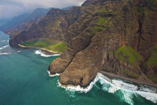 Photograph - Napali Coast by Steven Lapkin