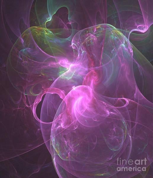 Fibonacci Spiral Digital Art - Patterns Of Life By Rt by Raphael Terra