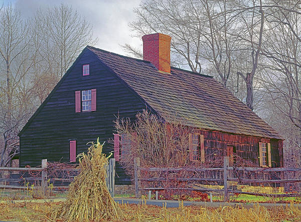 Photograph - 130402 The Wick House Nj by Ed Cooper Photography