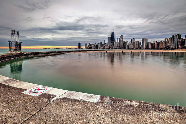 Wall Art - Photograph - 1323 A View From The Breakwall by Steve Sturgill