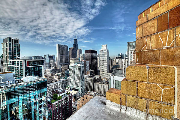 Wall Art - Photograph - 1365 Skyline View by Steve Sturgill