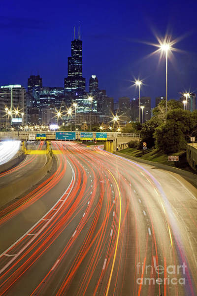 Wall Art - Photograph - 1378 Chi Town by Steve Sturgill