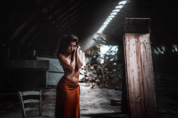 Photograph - Giulia by Traven Milovich