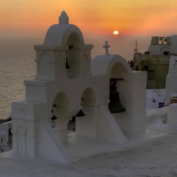 Greece Wall Art - Photograph - Oia - Santorini by Joana Kruse