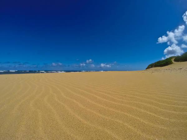 Photograph - Poipu Beach Kauai by Steven Lapkin
