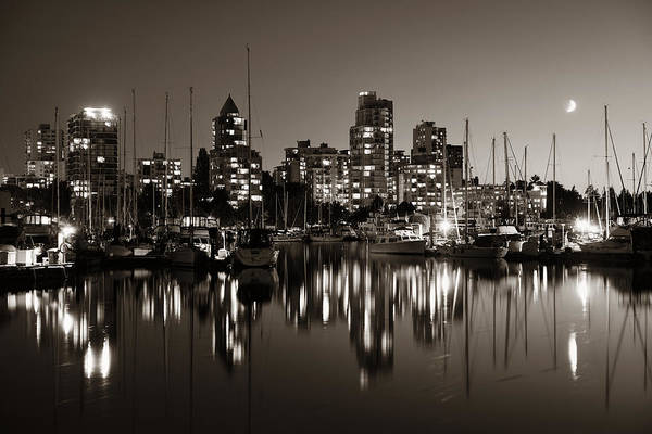 Photograph - Vancouver by Songquan Deng