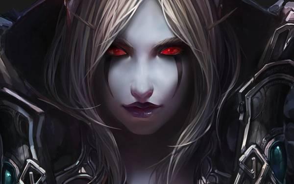 World Of Warcraft Wall Art - Digital Art - World Of Warcraft by Dorothy Binder