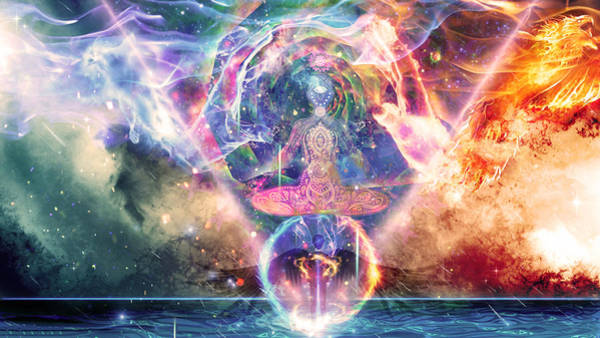 Fantasy Digital Art - Original by Super Lovely