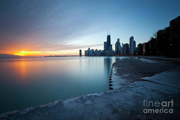Wall Art - Photograph - 1415 Chicago by Steve Sturgill