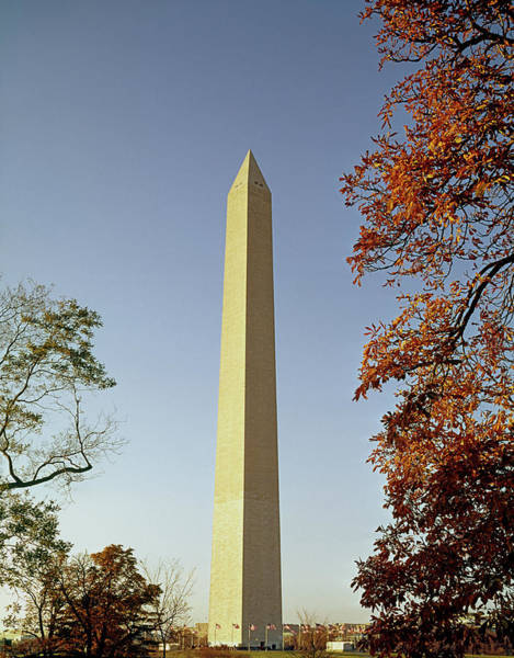 Photograph - 141x10 Washington Monument by Ed Cooper Photography